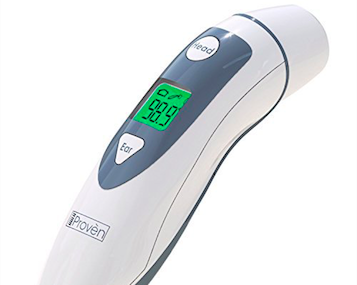 top 10 best no touch thermometer for toddlers