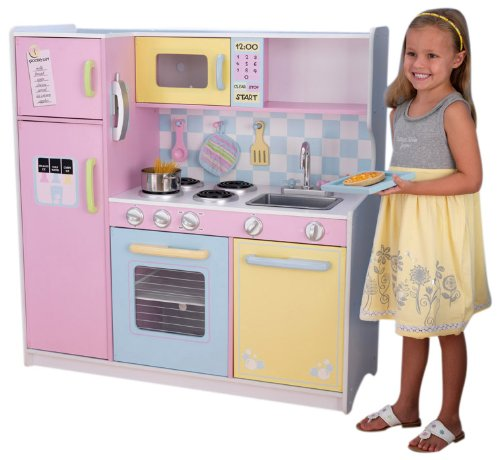 Top 10 Best Play Kitchen 2019 - Best 10 Best