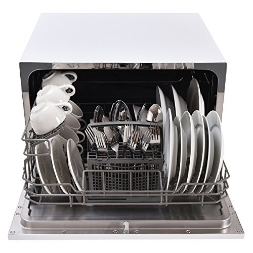 find the top 10 best countertop dishwasher models for your office or kitchen here!