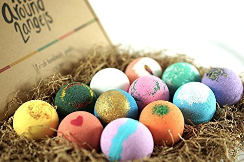 top 10 best bath bombs for your next gift idea